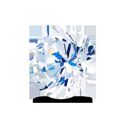 浅谈1克拉钻石有多大图片