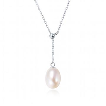 Y型珍珠套链