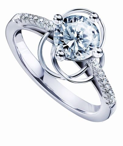 买颗最美的钻石来宠自己之钻戒篇